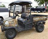 Kubota RTV 900 4x4 Diesel