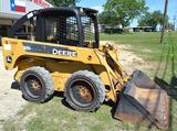 John Deere 317 Skid Steer w/ Bucket