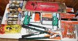 Various Cords and Tools - All New - All 1 Lot