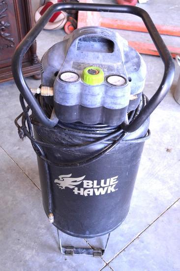 Bluehawk Air Compressor