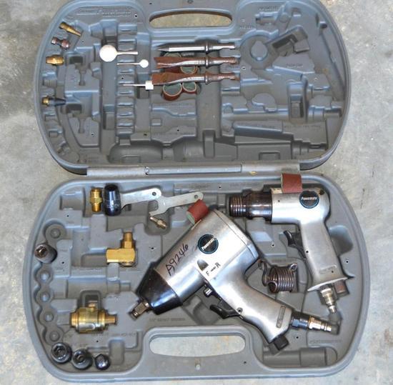 Air Socket Tool Wrench Set