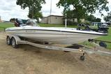 2001 Triton Open Vessel 21' w/ 2001 Mercury 225 hp Motor, Gasoline