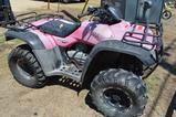 2006 Honda Rancher ATV 4 Wheeler