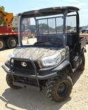 2014 Kubota RTVX900 Power Steering UTV 4x4 Diesel