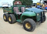 2003 John Deere Gator 6x4, Gas, with Dump Bed