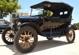 1921 Ford Model T - Touring Edition w/ Convertible Top, Leather Seats, Wooden Wheels