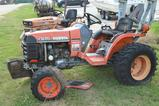 Kubota B7500 HST 4WD, Power Steering