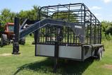 16ft Ranch King Gooseneck Stock Trailer