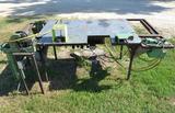 Splitter Table
