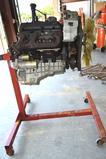 4.3 L Vortec Chevrolet V6 Motor on Stand