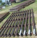 3 - 6' x 10' Cattleguards