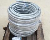 Pallet of Flexible Steel Conduit - 4 bundles at 50' long each bundle