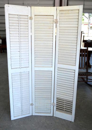 Trifold Louvered Doors