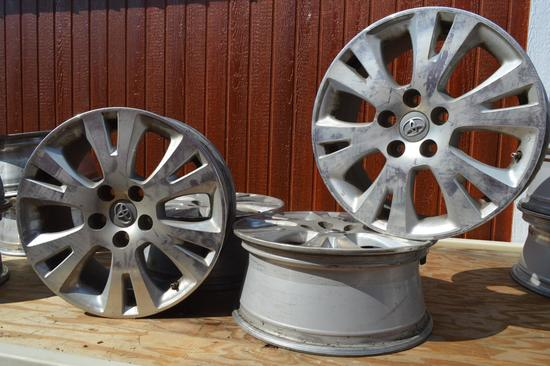 "Set of 4 - 16"" Toyota Wheels"