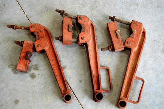 Set of 3 Ditch Witch Wrenches