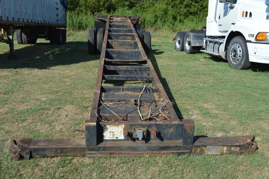 1971 Theo 40' Container Chasis