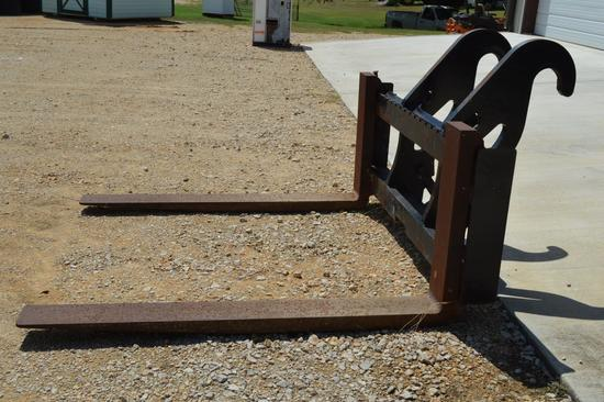 Caterpillar Pallet Forks - will fit Cat 924, 930, 938