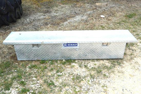 Kobalt Aluminum Truck Bed Tool Box