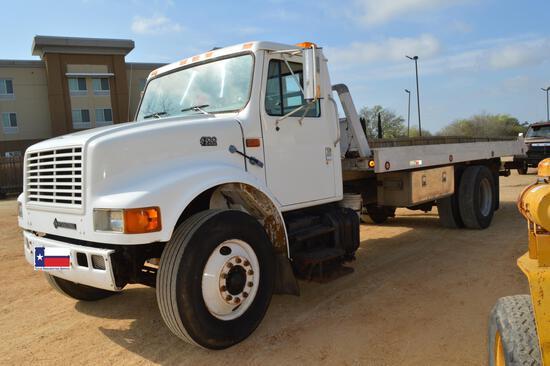 2000 GMC C7500 Bucket Truck 4x2 L6 7.2L Diesel Automatic