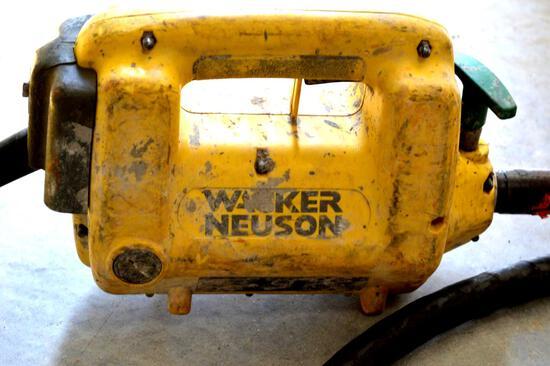 Wacker Neuson concrete Vibrator