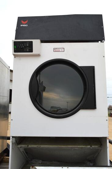 IPSO Commercial Washing Machine & IPSO Commercial Dryer
