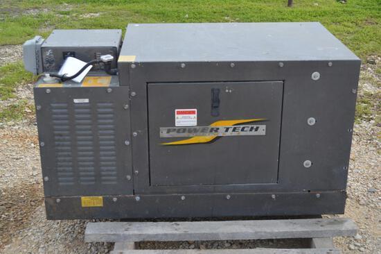 Power Tech Diesel Generator