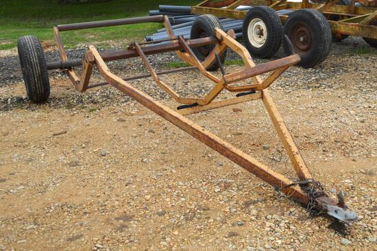 Bumper Pull Hay Buggy