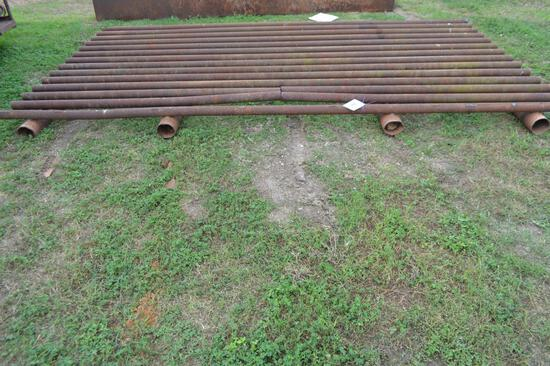 Sch 80 PVC Pipe - Various Sizes