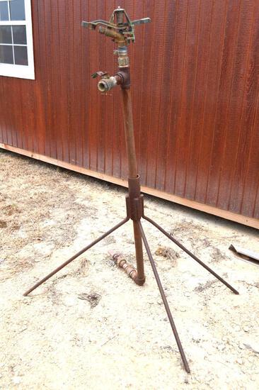 Rain Bird Irrigation Sprinkler