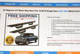 ICI Magnum RT Black Step Bar, fits 2016-2019 Dodge *NEW IN BOX*