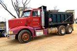 1991 Peterbilt 377 L6 12.7L Diesel, 14 yd. dump box, 9-speed Fuller
