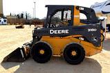 2012 John Deere 318D Skid Steer