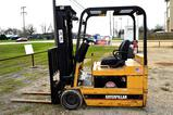 Caterpillar FC-40 Electric Forklift with charger