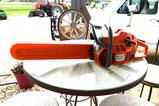 Husquvana 455 Rancher 18in. Chainsaw - 4 Chains Included