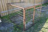 Livestock Cage with door