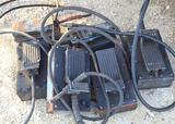 Hydraulic Porta Power Foot Pedals - 6 Total