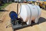 Coxreel 225 gallon Sprayer on skid