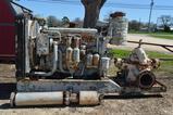 Irrigation Diesel Pump, GM Motor