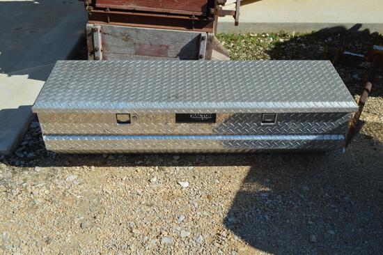 Tractor Supply Company Aluminum Tool Box, Like New