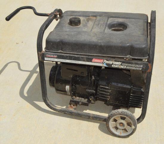 Coleman Powermate 6250 Premium Plus Portable Electric Generator
