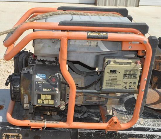 Electric Rigid Generator on Toolbox