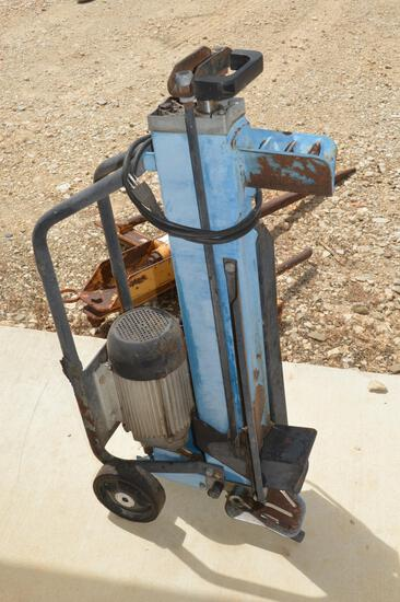 115V Electric Wood Splitter