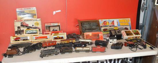 Antique Collectible Lionel Train Set