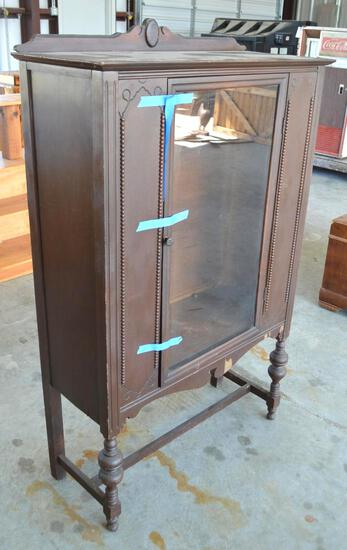 Vintage/Antique Curio Cabinet