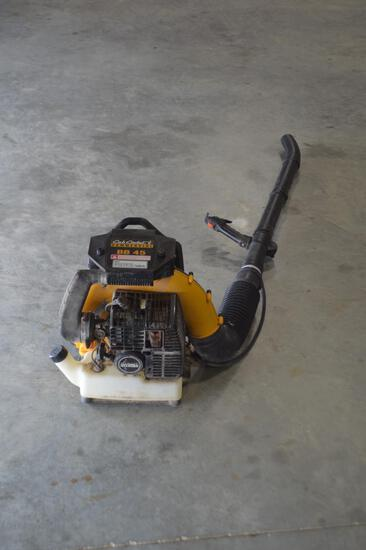 Club Cadet BB45 Commercial Backpack Style Blower