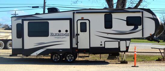 2016 Heartland Recreational Vehicles ElkRidge Travel RV Trailer w/3 Slide Outs