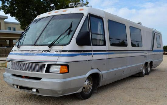 1992 Chevrolet P30 Motor Home Chassis Van Camper *Title