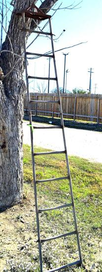 10' Deer Stand Tower Ladder