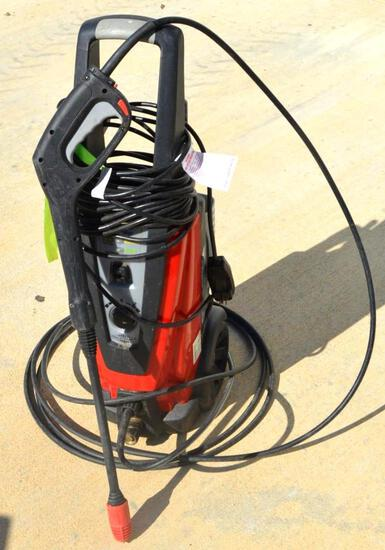 Huskee Electric Pressure Washer, 1800 PSI