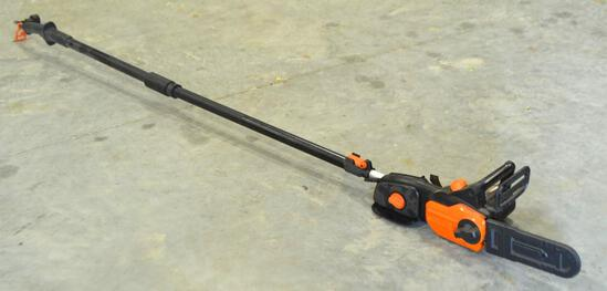 Worx WG309 8 Amp 10 inch Corded Electric Pole Saw & Chainsaw